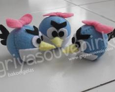 Griya Souvenir Angrybird Flanel